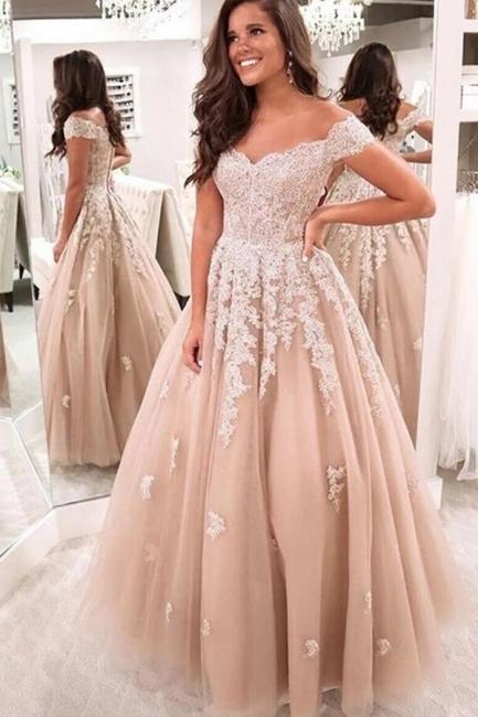 Robes de soirée élégantes avec dentelle | robes de bal tenues de soirée en ligne