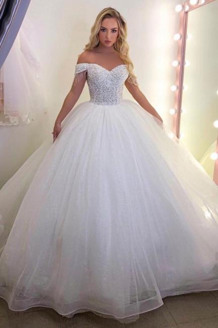 Robes de mariée extravagantes princesse   Robes de mariée pas cher en ligne