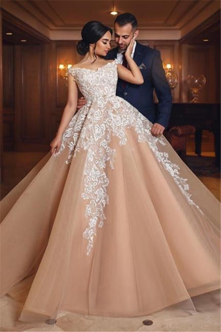 robe de mariée princesse   robe de cérémonie dentelle