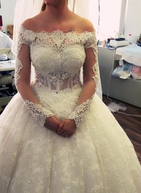 robe de mariée princesse | robe de mariage dentelle
