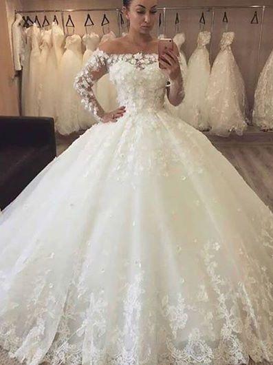 robe de mariage princesse | robe de mariée dentelle