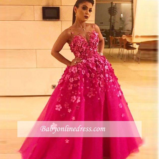 robe de soirée florale | robe de cérémonie 2020