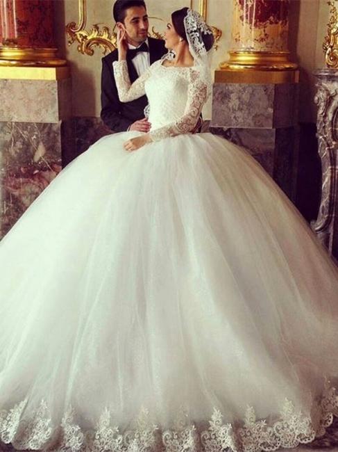 Robe de mariage 2021 | robe de mariage longue élégante