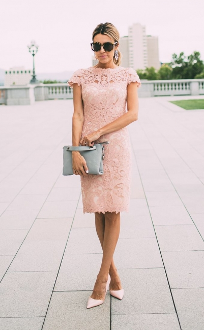 robe élégante pour mariage | robe chic femme_Robes