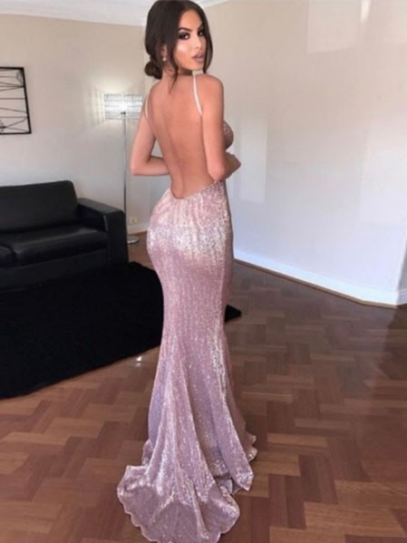 robe glamour chic | robe de soirée longue