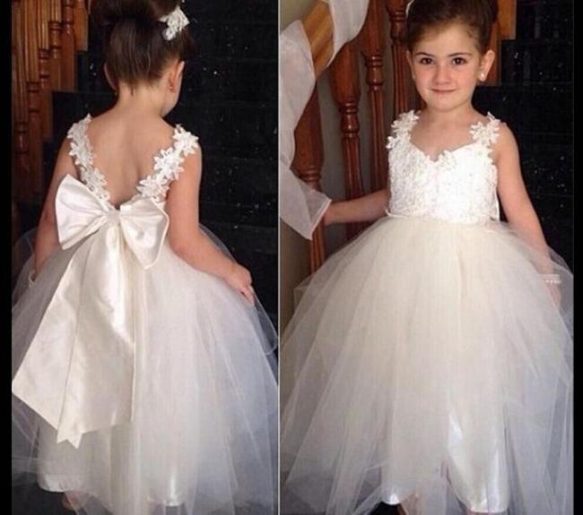 robe de soirée enfant fille | robe pour mariage fille