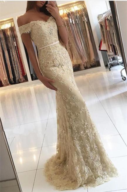 robe de soirée longue | robe de cérémonie dentelle