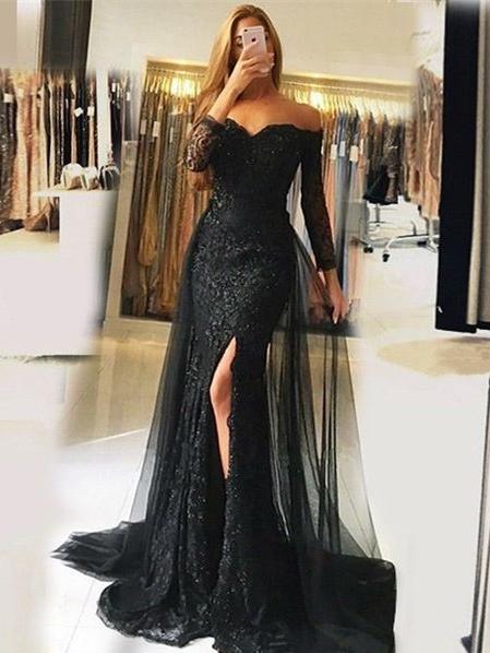 robe de soirée longue | robe de soirée dentelle 2020