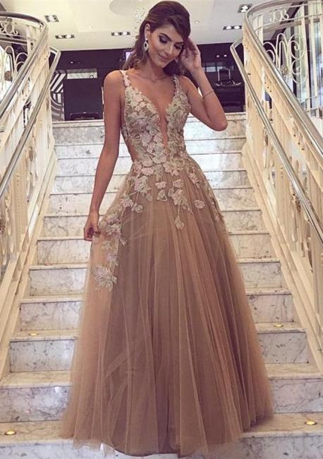 robe de soirée cérémonie longue | robe de soirée chic à fleurs