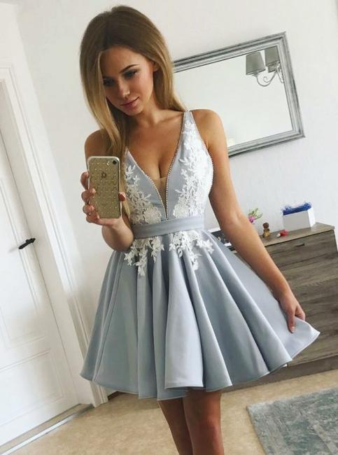 robe de soirée courte | robe de cocktail chic