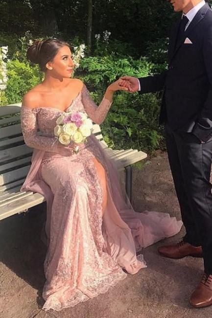 Robe de Soirée Cérémonie | Robe de Soirée longue chic pour mariage