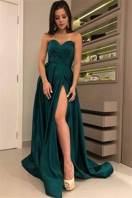 Robe de bal princesse épaules nues | Robe de soirée princesse élégante_1