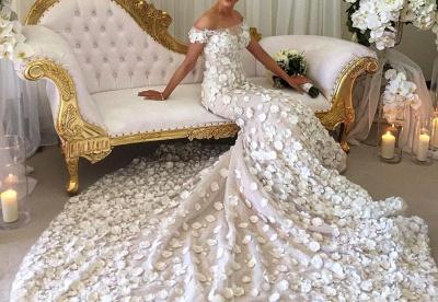 robe de mariée pas cher | robe de mariée de luxe_3