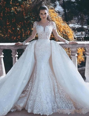 robe de mariée haute couture | robe de mariée de luxe_3