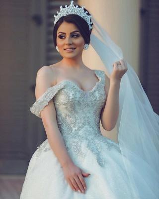Robes de mariée de créateurs princesse   Robes de mariée avec dentelle_5