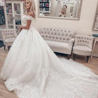 Robes de mariée princesse en dentelle | Superbes robes de mariée pas chères_2