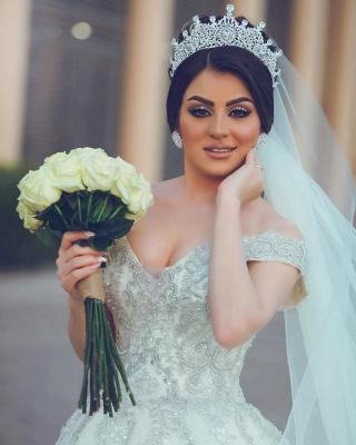 Robes de mariée de créateurs princesse   Robes de mariée avec dentelle_3