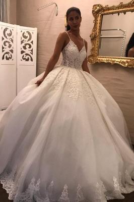 Superbes robes de mariée princesse | Robes de mariée à manches_1