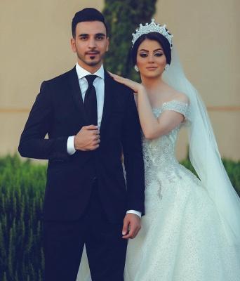 Robes de mariée de créateurs princesse   Robes de mariée avec dentelle_2