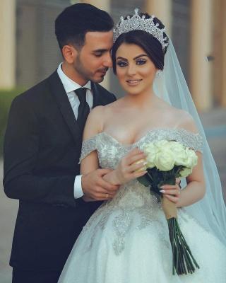 Robes de mariée de créateurs princesse   Robes de mariée avec dentelle_4