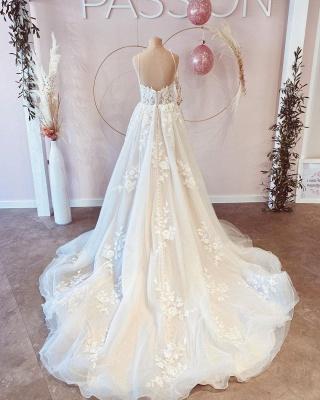 Robes de mariée de créateurs avec dentelle | Acheter des robes de mariée en ligne_4
