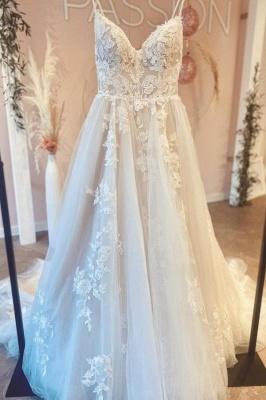 Robes de mariée de créateurs avec dentelle | Acheter des robes de mariée en ligne_2