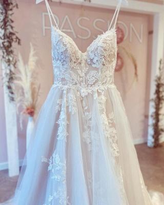 Robes de mariée de créateurs avec dentelle | Acheter des robes de mariée en ligne_3