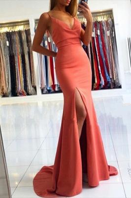 Robes de soirée simples longues pas cher | Tenue de soirée en ligne