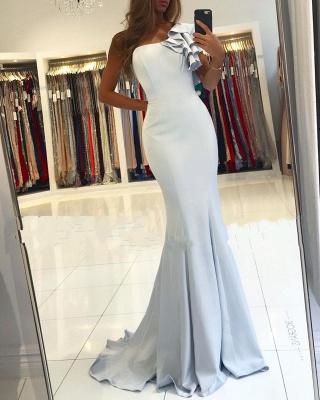 Robes de soirée simples longues pas cher | Robes De Soirée De Bal en ligne_2
