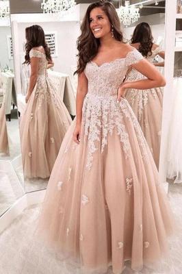 Robes de soirée élégantes avec dentelle | robes de bal tenues de soirée en ligne_2