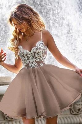 Robe de cocktail courte | robe de soirée avec dentelle