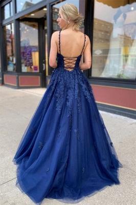 Robe de bal pas chère | robes de soirée en dentelle_3