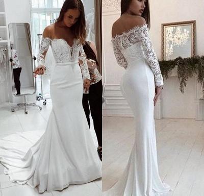 Robe de mariage 2020 | Robe de mariage longue élégante_2