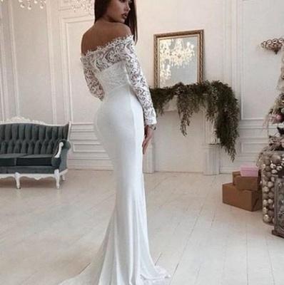 Robe de mariage 2020 | Robe de mariage longue élégante_3