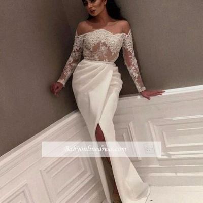 robe de soirée dentelle   robe de soirée cérémonie pas cher_1