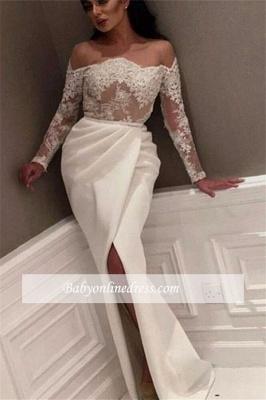 robe de soirée dentelle   robe de soirée cérémonie pas cher_2