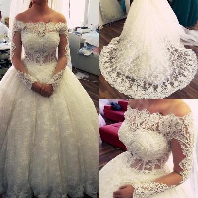 robe de mariée princesse | robe de mariage dentelle_2