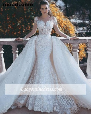 robe de mariée haute couture | robe de mariée de luxe_1