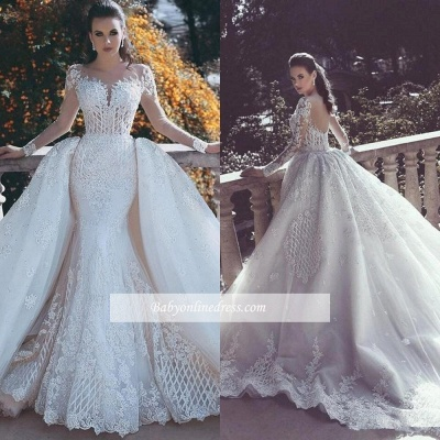 robe de mariée haute couture | robe de mariée de luxe_2
