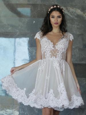 robe de soirée courte   robe de soirée mi longue chic_1