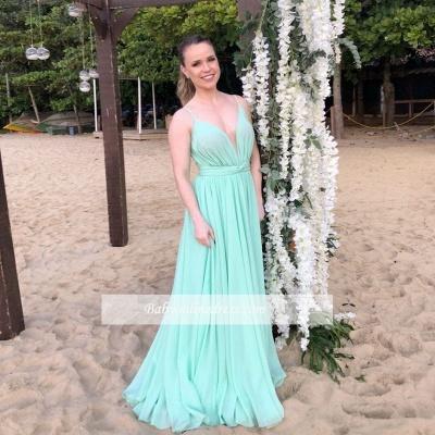 robe de demoiselle d'honneur | robe longue pour mariage_1