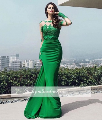 robe de soirée en sirène | robe de cérémonie pas cher_2