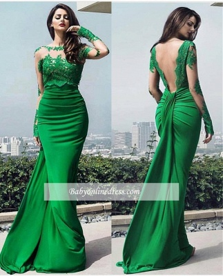 robe de soirée en sirène | robe de cérémonie pas cher_1