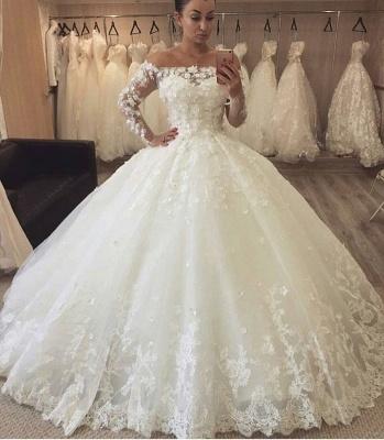 robe de mariage princesse | robe de mariée dentelle_2