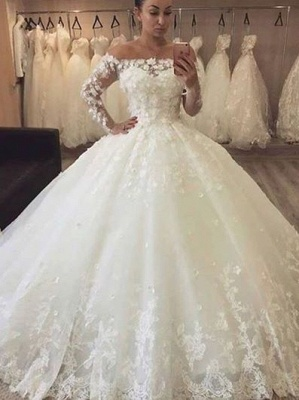 robe de mariage princesse | robe de mariée dentelle_1