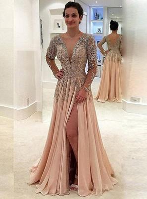 robe de soirée longue pas cher | robe de cérémonie pour mariage MM0215_2