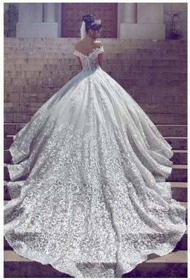 robe de mariée princesse | robe de mariée dentelle_2