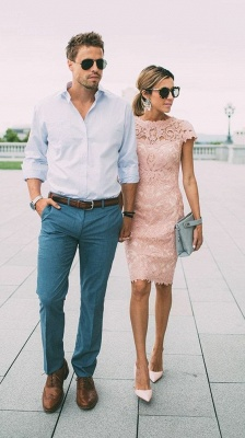 robe élégante pour mariage | robe chic femme_3