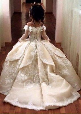 robe de fillette | robe de fille pour mariage_1
