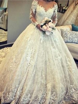 robe de mariage princesse | robe de mariée pas cher MM0223_1